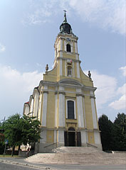 The Roman Catholic churck of Szekszárd - Szekszárd, Hungary