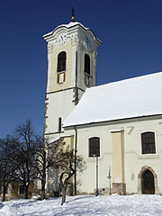 The Roman Catholic Church of St. John the Baptist (sometimes called Castle Church) - Szentendre, Hungary