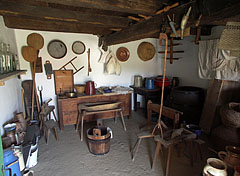 Croft from Nyirád, pantry - Szentendre, Hungary
