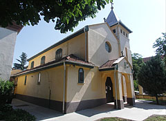 The Roman Catholic Poorhouse church - Szolnok, Hungary