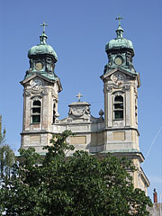The Roman Catholic Parish Church of the Holy Cross - Tata, Hungary