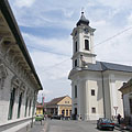 Saint John the Baptist Roman Catholic Church - Visegrád, Hungary