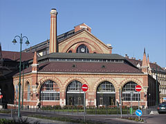 """The one-storey so-called """"poultry hall"""" of the Great Market Hall - ブダペスト, ハンガリー"""