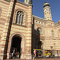 Dohány Street Synagogue (also known as the Great Synagogue) - ブダペスト, ハンガリー