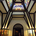 The interior of the former Bird House designed by Károly Kós (today Australia House) - ブダペスト, ハンガリー