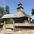 The wooden Greek Catholic Church of St. Nicholas - Szentendre, ハンガリー