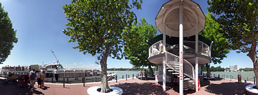 ××Lakeside of the Balaton, port and jetty - Keszthely, هنغاريا