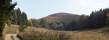 ××Autumn landscape on the Bükk Plateau - Bükk National Park, ハンガリー